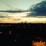 Die Aussicht aus meinem Zimmer :)