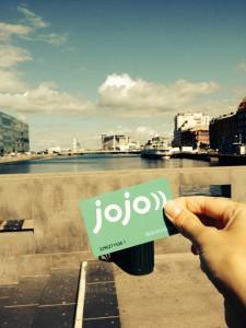 Jo-Jo-Card