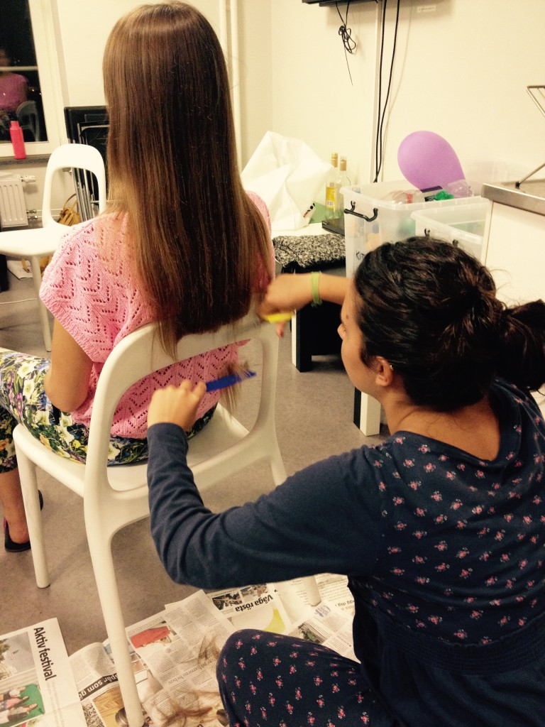 Startup Business: Andrea's hairdressing