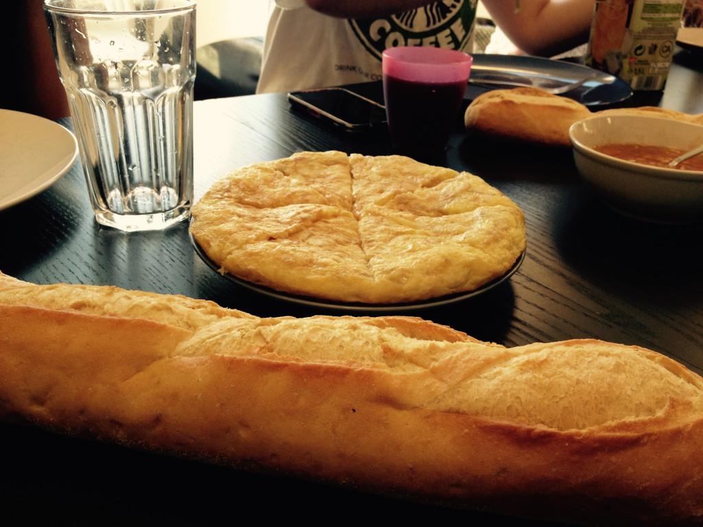 Spanish Pancakes <3
