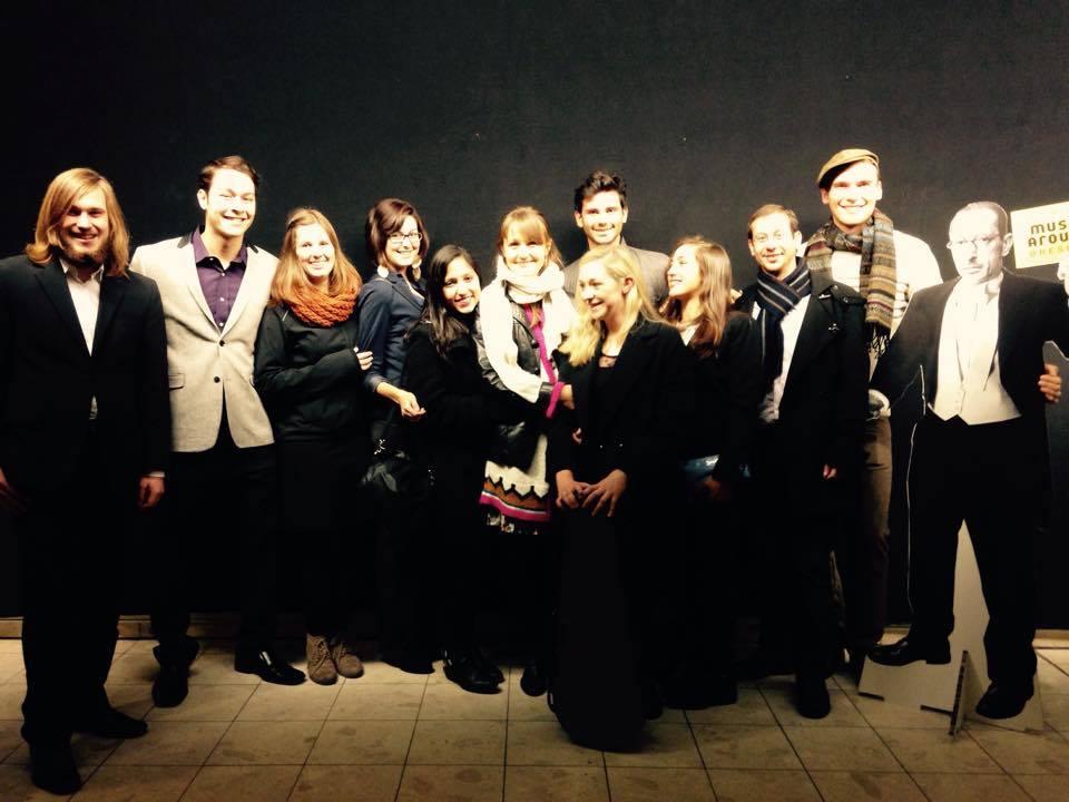 Konzert - Group photo