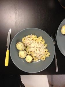 Pilze & Pasta