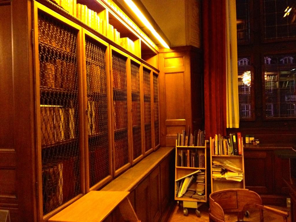 Rathaus Bücherei