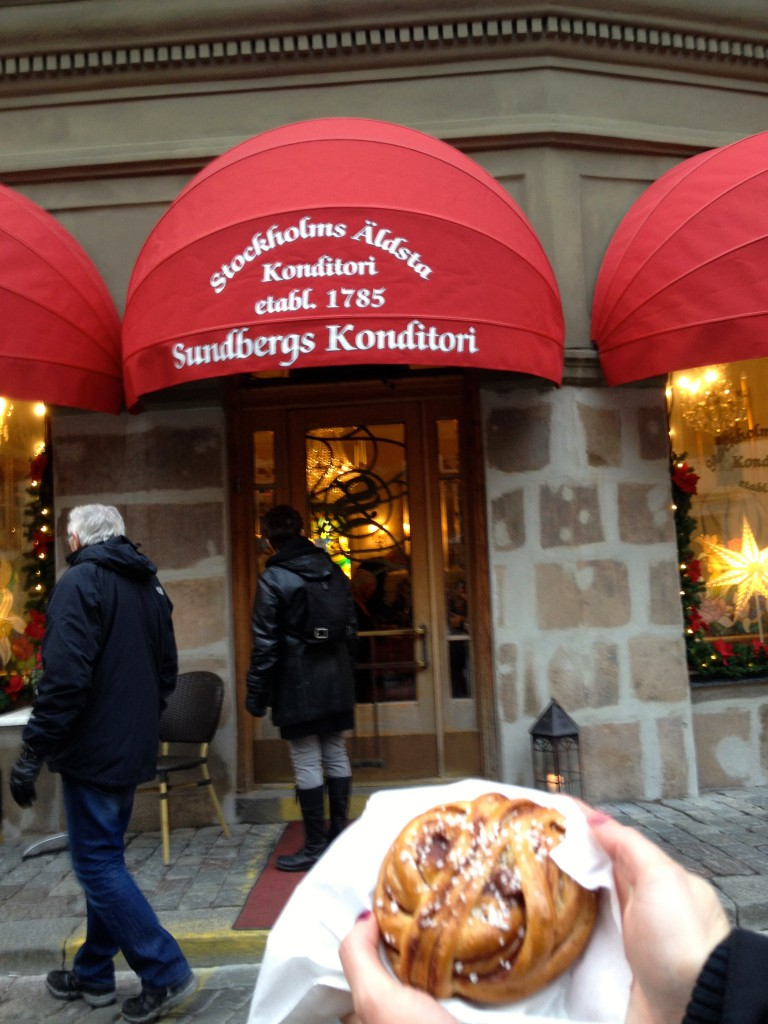 Die älteste Bäckerei